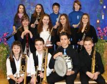 Wertinger Musiker wieder vorne