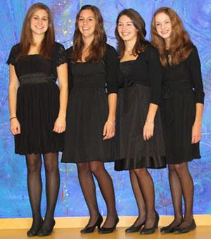 Ensemble Klarinettenquintett