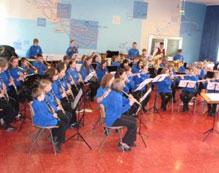 Vororchester der Stadtkapelle Wertingen