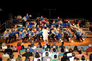 Vor- und Jugendorchester glänzten beim Frühlingskonzert
