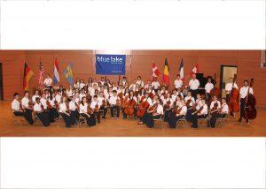 Freunde aus Amerika musizieren in Wertingen