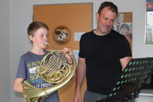 """Konzert """"Junge Künstler"""" in der Musikschule"""