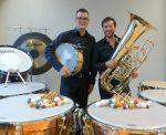 Besonderes Konzertprogramm für Schlagzeug und Tuba