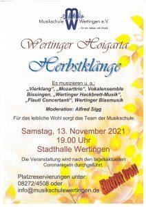 Wertinger Hoigarta @ Stadthalle Wertingen